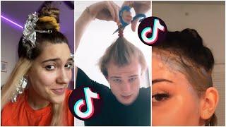 HAIR TRANSFORMATION TIK TOK COMPILATION