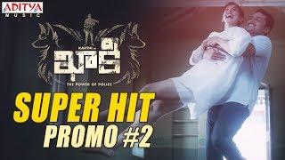 Khakee Movie Super Hit Promo #2 || Khakee Telugu Movie || Karthi, Rakul Preet || Ghibran