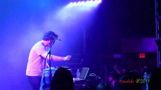 Download Baths - Aminals (Live @ Troubadour) 3/05/11 MP3 song and Music Video