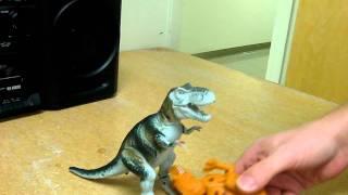 Toy Dinosaur Sex Positions