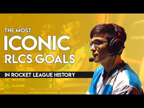 The Most ICONIC RLCS Goals In Rocket League History