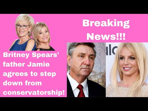 Britney Spears father Jamie Spears steps down from her conservatorship!