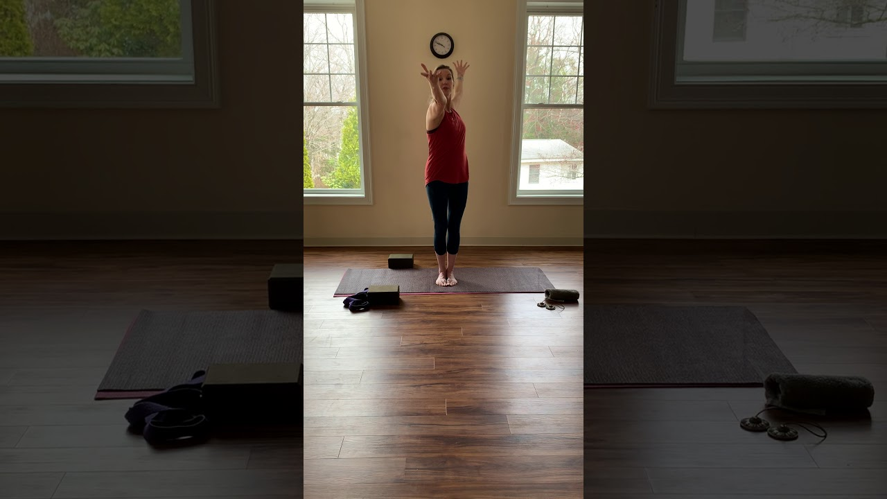 At Home Workout - Danielle's YogaBack Stretch - March 31st