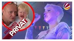 Workaholic-Mama Melanie Müller: Passen Ballermann und Baby zusammen?   Promis Privat   SAT.1 TV