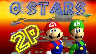 "SM64 Multiplayer ""0 Stars BLJless"" TAS in 3:49 by sonicpacker"