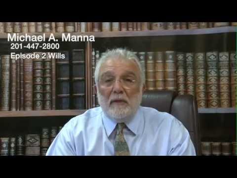 Wills Ridgewood NJ Elder Law Lawyer Bergen County Estate Planning Attorney New Jersey Episode 2