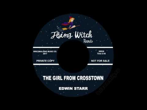 Edwin Starr - The Girl From Crosstown