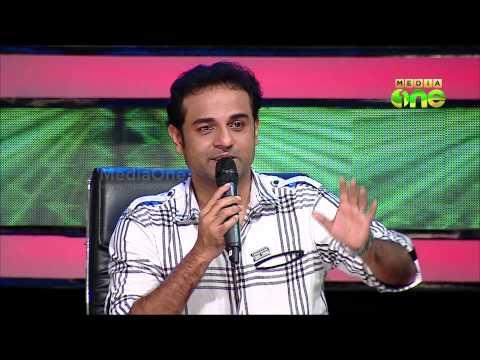 Pathinalam Ravu Season2 (Epi98 Part4) Sahbaz singing 'Isha Mulla Malare' song