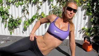 Zuzana Light - ZWOW 8 Time Challenge - 3-8-2012