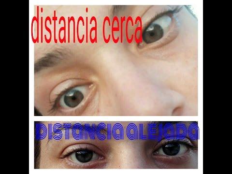 OJOS:2º sesión láser 2G cambiar el color de ojos Neweyes
