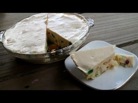 Kue Puding Busa Buah Campur I Enak Banget