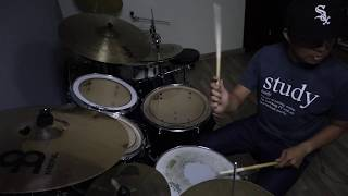 Thank You Lord - Israel Houghton (Drum cover) Free drum transcription