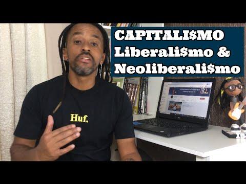 Capitalismo, Liberalismo E Neoliberalismo