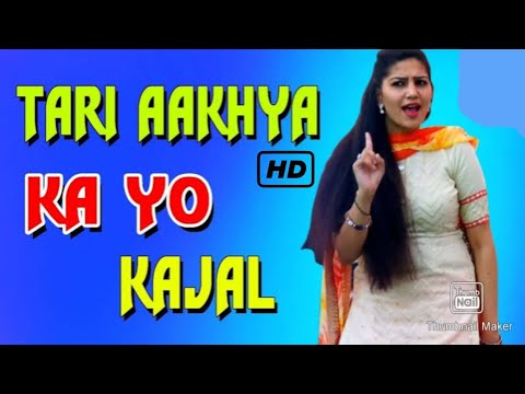 Teri Aakhya Ka Yo Kajal-(Mr-Jatt.com) Stage Dance Editing Video By Kapindar Kumar