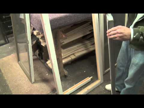 How to Replace Glass in a Casement Window Sash