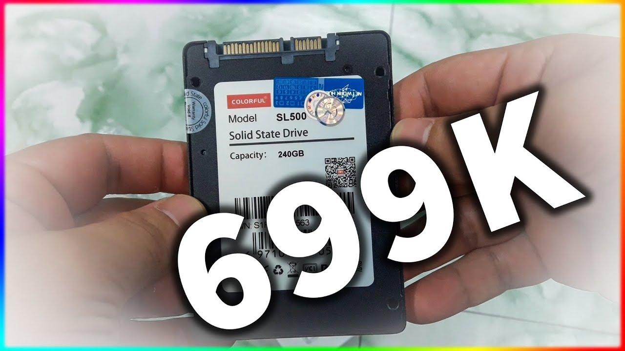 Mua SSD giá siêu rẻ trên Lazada nâng cấp cho Laptop cùi và cái kết bất ngờ
