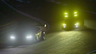 Gran Turismo Sport Official Nürburgring 24h Night Gameplay Trailer - Gamescom 2017