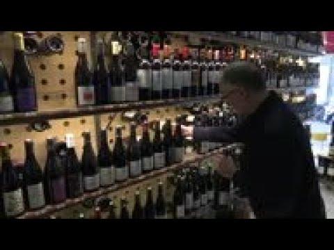 French Wine Exporters 'regret' US Tariffs