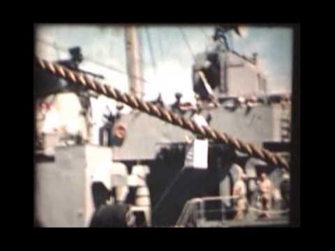 Destroyer Sisterships of DESRON32