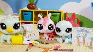 Minişler Anaokulunda || LPSEM miniş - LPS Littlest Pet Shop