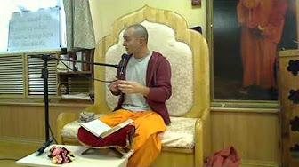 Шримад Бхагаватам 3.11.39-40 - Тхакур Харидас прабху