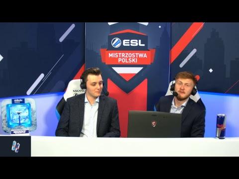 ESL Mistrzostwa Polski S17. League of Legends - W2D2