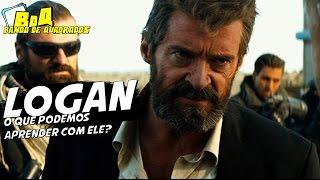Logan   De um maneira que você nunca viu