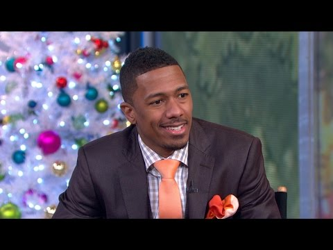 Nick Cannon on New Children's Book, Family