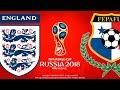 England vs. Panama | FIFA World Cup Russia 2018 | PES 2018