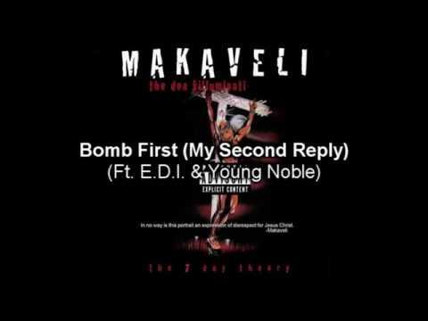 Makaveli (The Don Killuminati: The 7 Day Theory) 1996 (FULL ALBUM) + LYRICS ENG/ESP