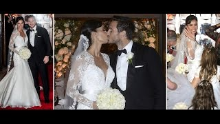 Happy married Frank Lampard (ex Chalsea) with Christine Bleakley, we love you