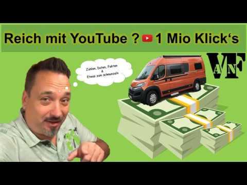 Wieviel Kann Man Mit Youtube Verdienen
