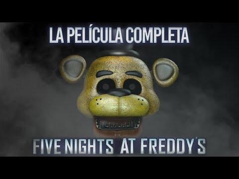 Five Nights at Freddy's: La Película Completa | The Movie (Español)