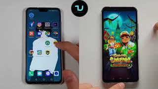 Honor 8X vs Huawei Nova 3i Speed test/Comparison! Kirin 710 battle