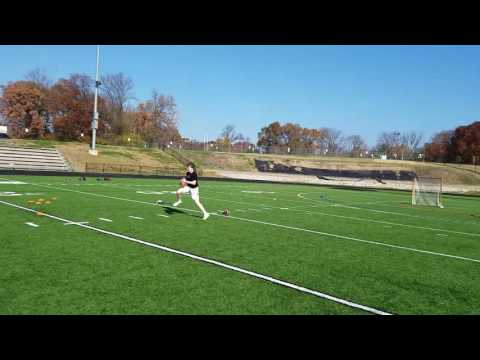 THAT TRAINER JOHNNY: Dylan Hawk WR Footfire/Active Feet Drills