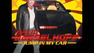 David Hasselhoff - Jump In My Car (HQ)