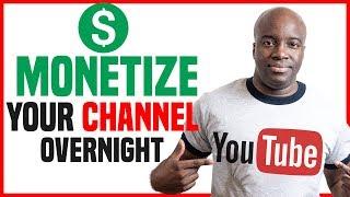 youtube monetization 2019
