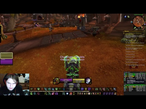 Silarion Gaming DH Gameplay. Low CR 3s. Watching videos while waiting for heals!