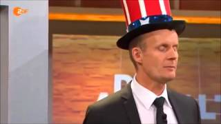 German satire on the USA and the Middle East (subbed) Video