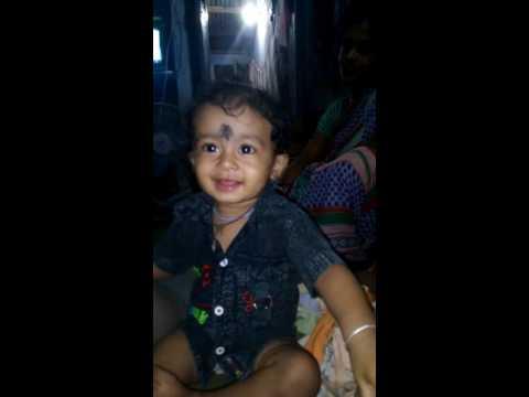 Ankita baby small video