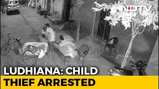 On Camera, Man Caught Trying To Kidnap Sleeping 4-Year-Old In Punjab