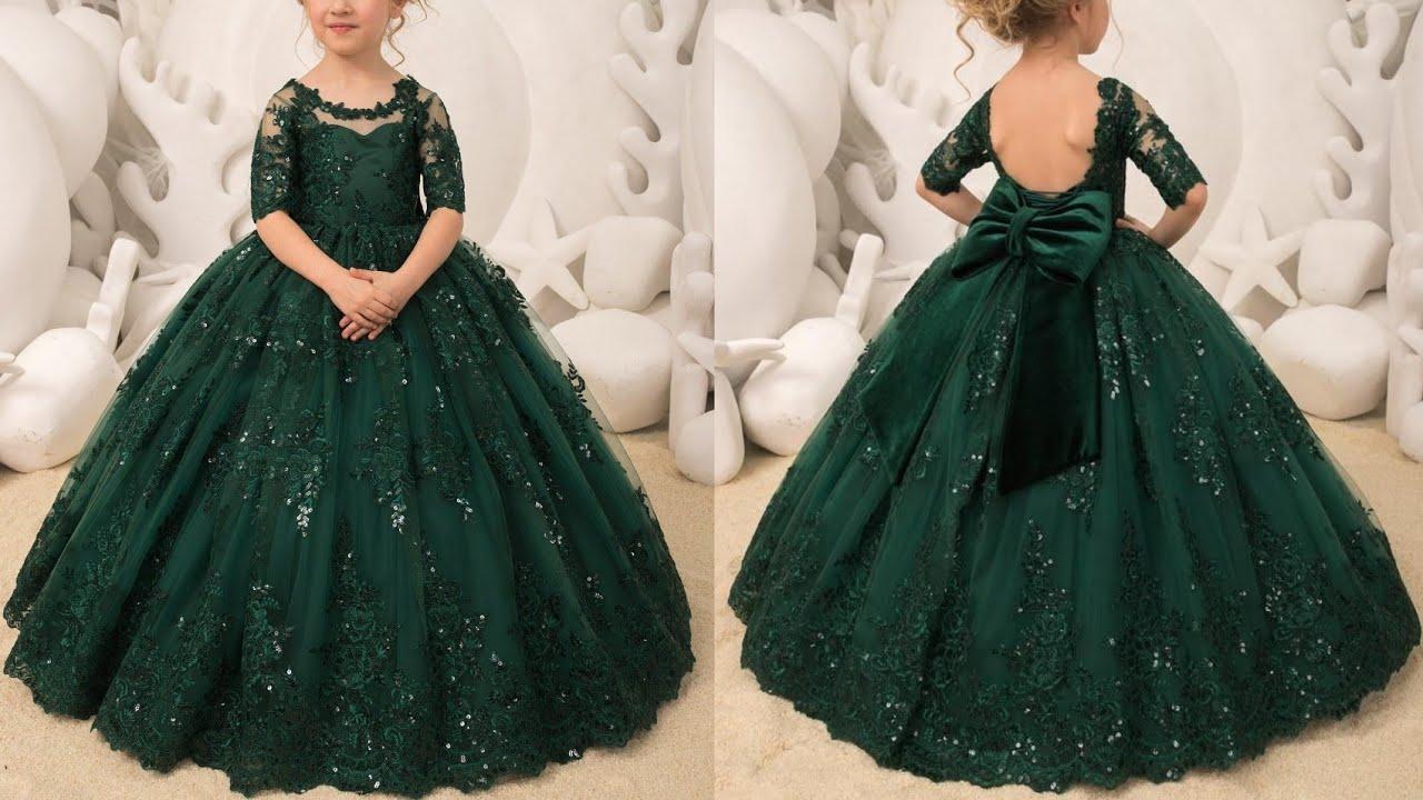kids gown