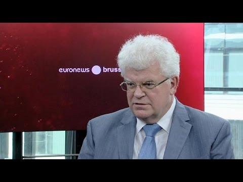 Russian ambassador to EU on Ukraine ceasefire