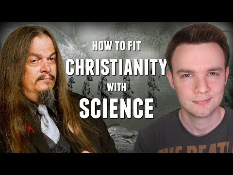 How to Fit Christianity with Science (feat. Aron Ra)