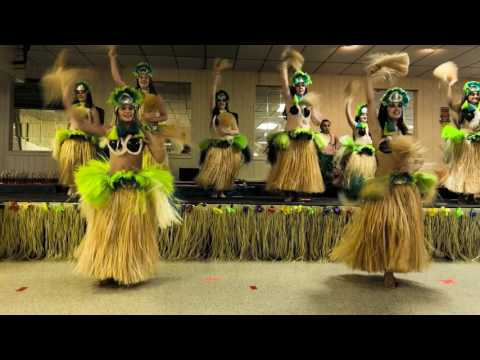 2017 South Pacific Island Dancers