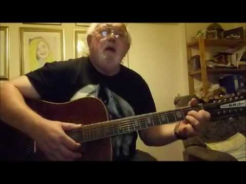 12-string Guitar: One Day At A Time Sweet Jesus (Including lyrics and chords)