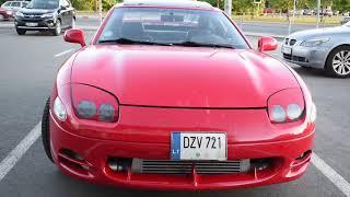 видео Автомобили Mitsubishi 3000 GT: продажа и цены