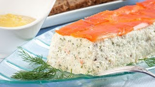 How To Make A Sole And Salmon Mousse Terrine Recipe