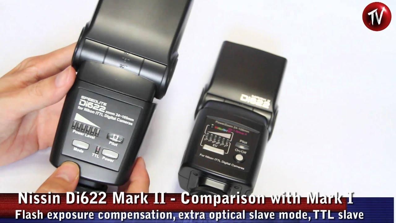 Nissin di622 mark ii flash for (sony).