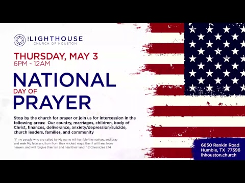National Day Of Prayer 2018 By LightHouse Church